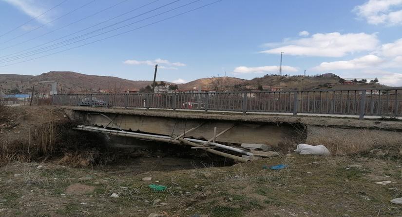 40 Yıllık Emektar Köprü Yenileniyor