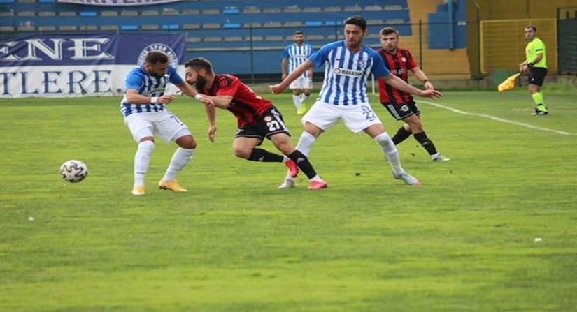 Çorum FK Sarıyer'den Puanla Ayrıldı