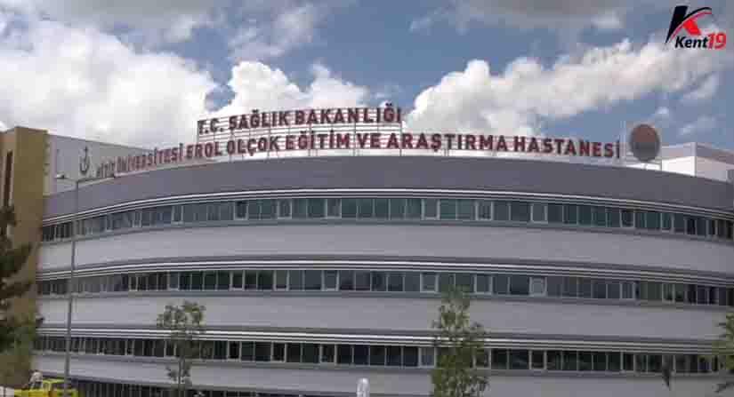 Hastane Personeli Covid-19'dan Hayatını Kaybetti