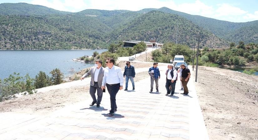 Oğuz Adası Projesi'nde Sona Yaklaşıldı