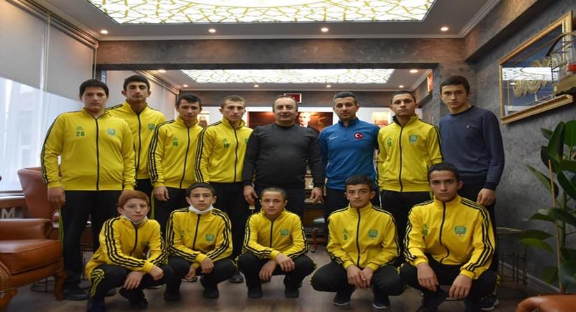 Belediye İskilip Spor Türkiye Finallerinde Ter Dökecek