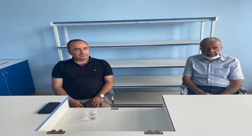 Başkan Sülük Zahireci Esnafın Talep Ve Önerilerini Dinledi.