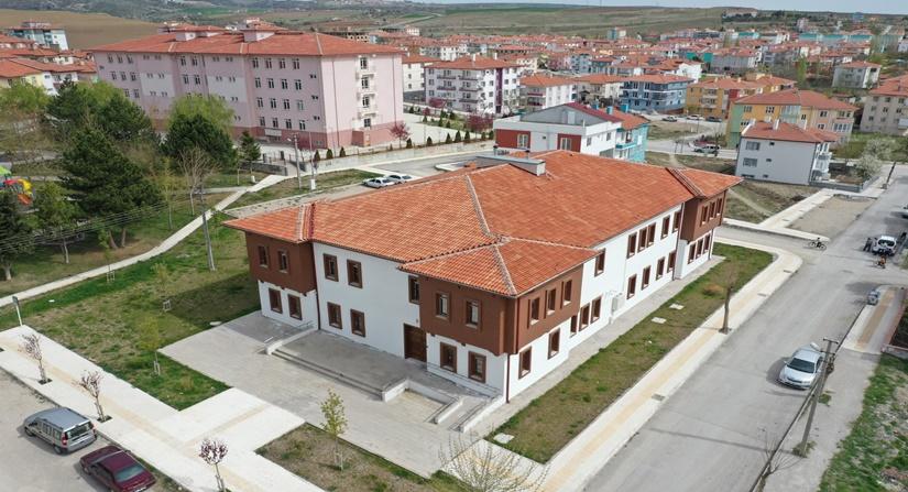 Şehit Öğretmen Şenay Aybüke Yalçın Kültür Merkezi Açılışa Hazır