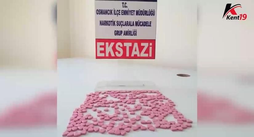 Çorum'Da Büyük Uyuşturucu Operasyonu
