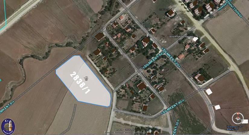 Belediye, Ayarık'ta 2 Kat İmarlı Arsa Satıyor